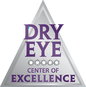 Dry Eye - Center of Excellence Award