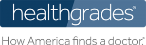 HealthGrades – How America finds a doctor logo